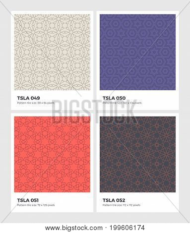 Tessellation-seamless-pattern-geometry-background-vector-texture-13