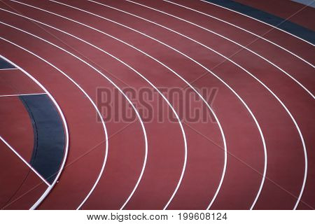 Bend on track at major athletics venue