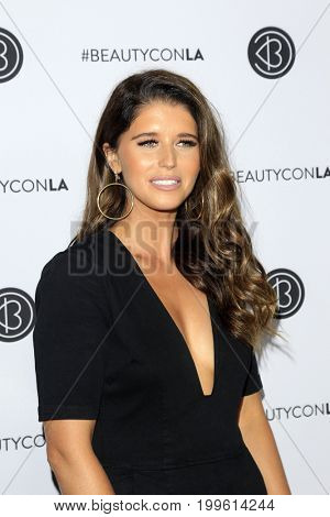LOS ANGELES - AUG 12:  Katherine Schwarzenegger at the 5th Annual Beautycon Festival Los Angeles at the Los Angeles Convention Center on August 12, 2017 in Los Angeles, CA