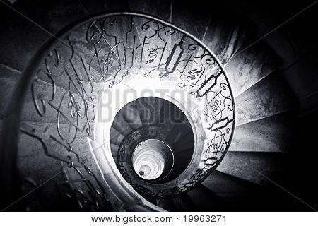 Spiral Staircase...