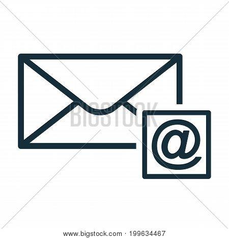 Envelope Icon Flat Transparent Email