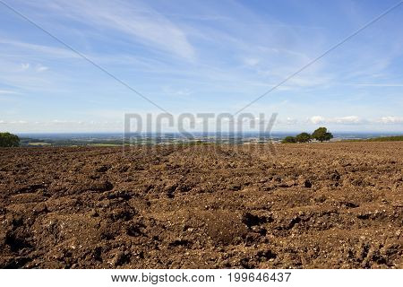 Plow Soil And The Vale Of York