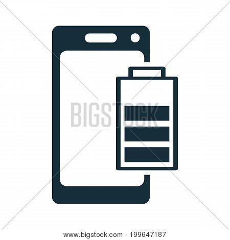 Mobile Battery 75 Percent