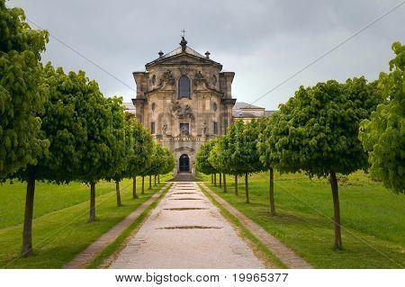 Baroque castle Kuks