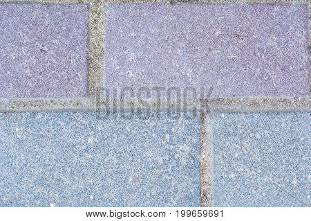 Background of stone garden path. Studio Photo