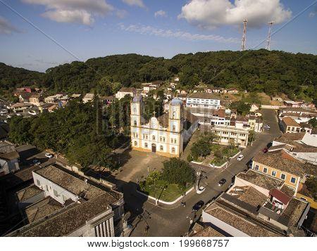 Sao Francisco Do Sul City. Santa Catarina. July, 2017