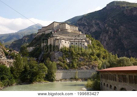 Fort of Bard, Aosta Valley - Italy