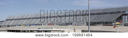 Dover Motor Speedway From Infield