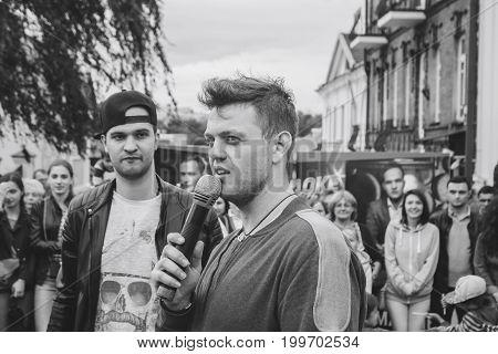 Minsk, Belarus.july 29, 2017.