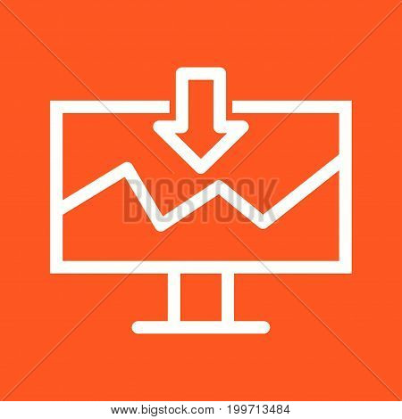 Data, mining, analytics icon vector image. Can also be used for Data Analytics. Suitable for web apps, mobile apps and print media.