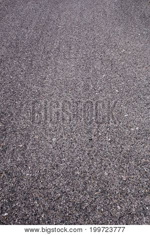 asphalt road surface and a texture background
