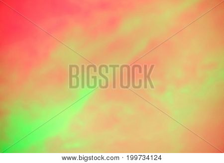 Beautiful Abstract Background From Sunset Sky with Cloud