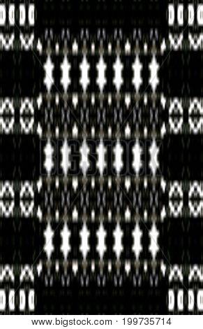 Batik holidays. The fate design of batik