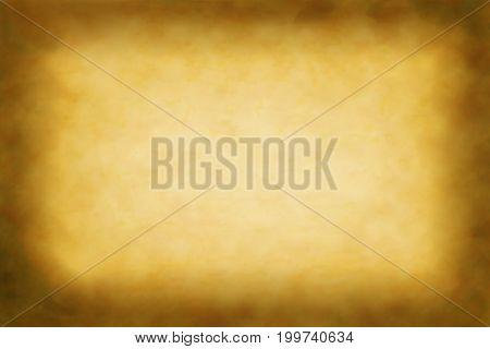 Warm Background: A warm tone background with darker edges.