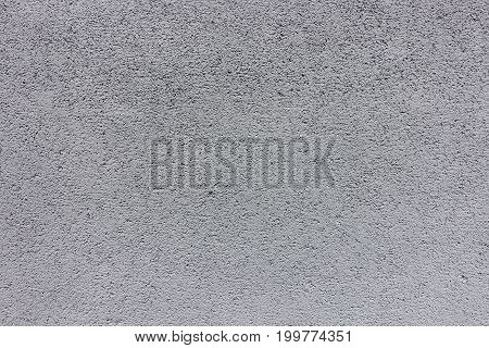 Light Gray Rough Painted Concrete Wall Texture