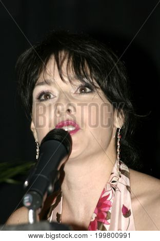 Marlene Dermer at the 8th Los Angeles Latino International Film Festival held at the Egyptian Theater in Hollywood, USA on July 16, 2004.
