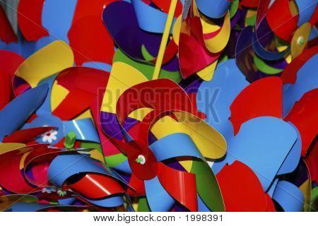 A Big Mix Of Color