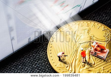 Investing In Golden Coins