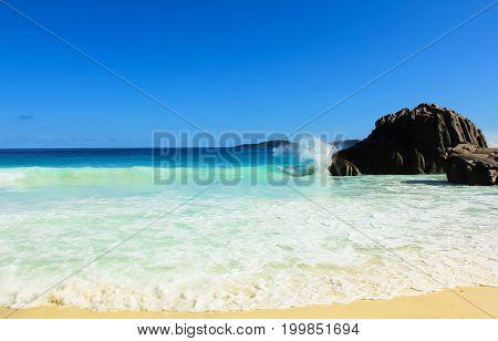Seascape Waves Ocean