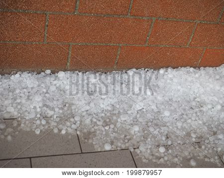 Hail In Stormy Weather