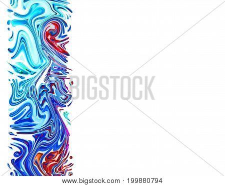Colorful background. Abstract wave background or texture.