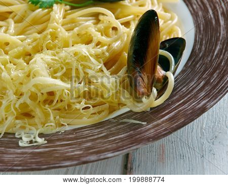 Italian For Spaghetti With Clams
