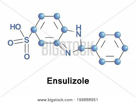 Ensulizole, also known as phenylbenzimidazole sulfonic acid, is a common sunscreen agent