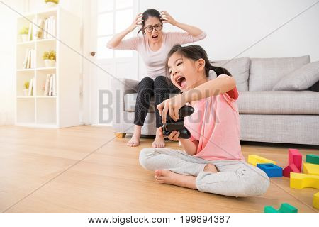 Children Holding Controller Playing Video Games