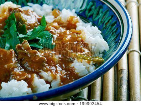 Pakistani Mutton Stew