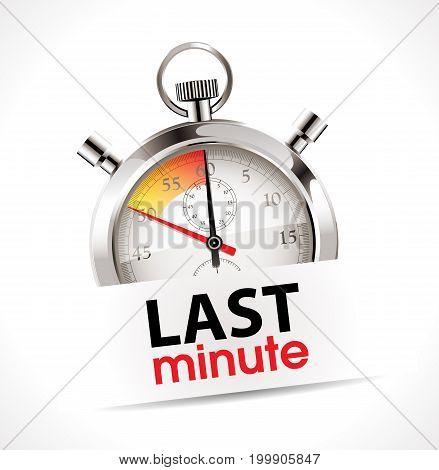 Stopwatch - Last Minute