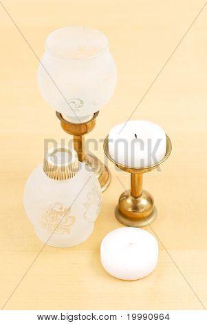 Lamp Post Votives