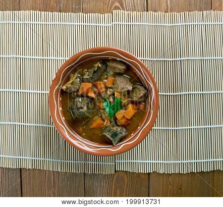 Sonofabitch Stew