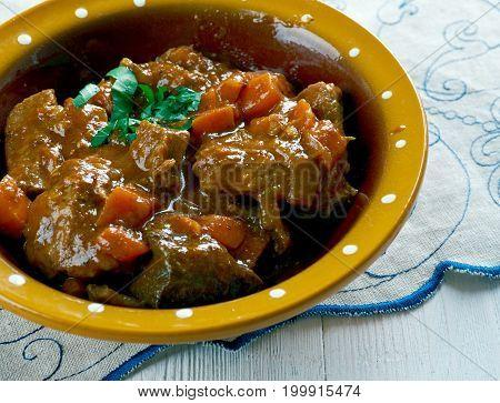 Aussie Jumbuck Stew