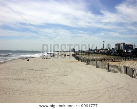 A Peaceful Jersey Shore