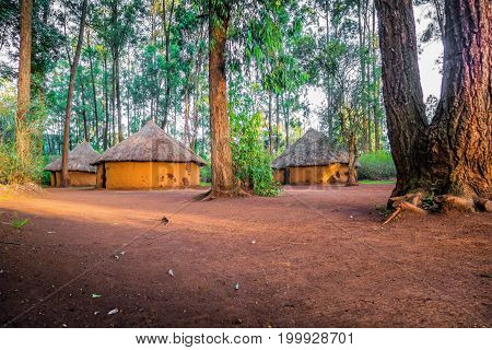 Traditional Tribal Kenyan Village, Nairobi
