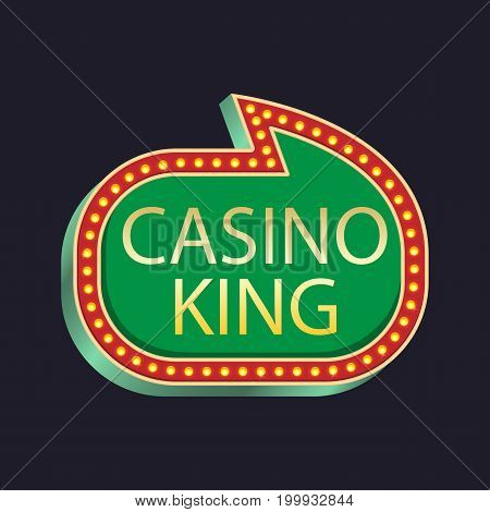Casino Party. Casino King
