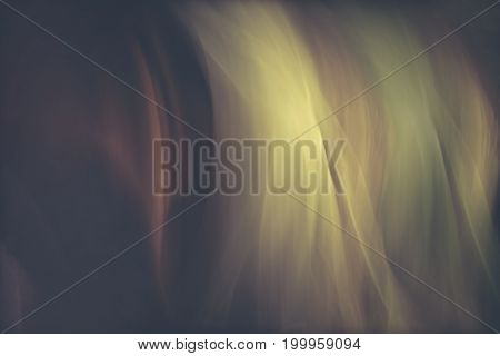 abstract background from tulle fabric in motion slow shutter speed