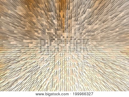 Beautiful and Fantastic bomb of pyramids abstract background.