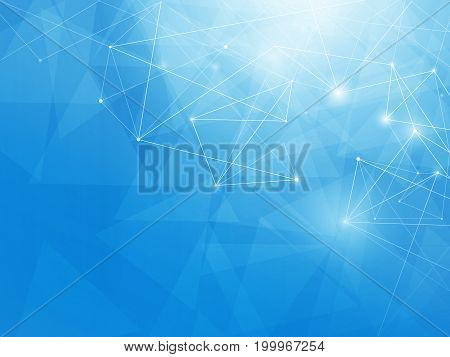 Blur corporate abstract background. Colorful design illustration.