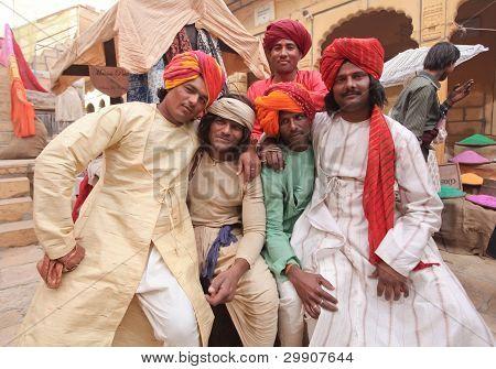 Bollywood-Satz