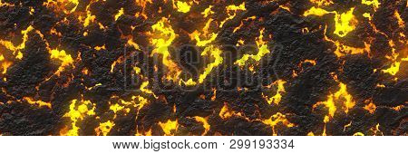 Volcano- Background Magma