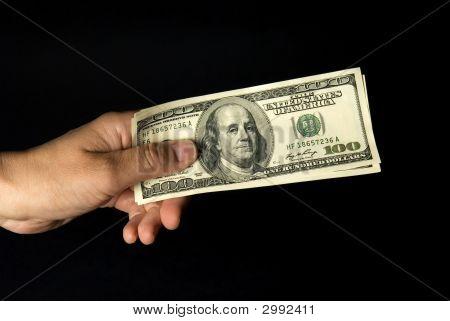 Money In Your Hands