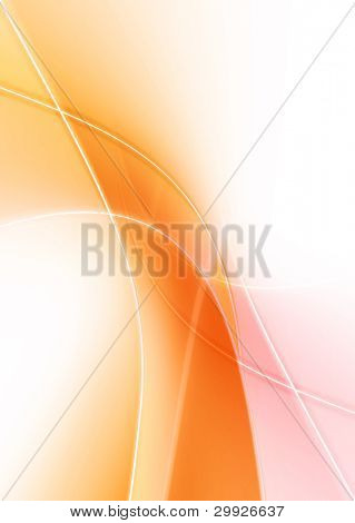 background abstract curves