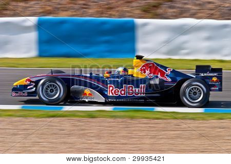 Official Training Session Of Formula One , 2005