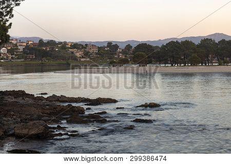 Coast Of The Low Estuaries