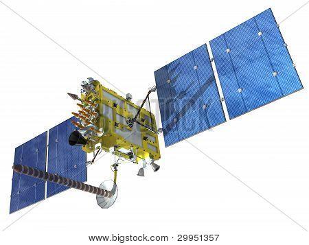 Modern navigation satellite