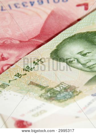 The Currency Of China (Rmb)