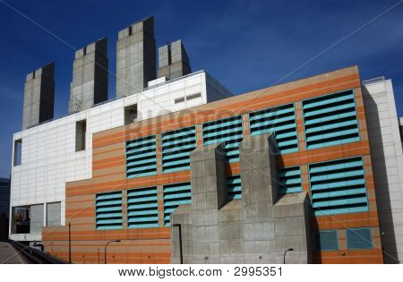 Big Dig Ventilation Towers, Boston, Ma