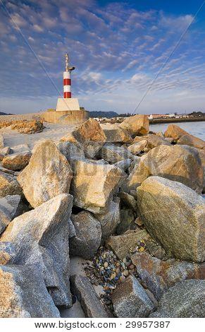 Lighthouse In Esposende