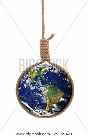 Earth In Gallows Rope